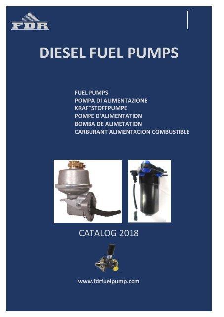 New Fuel Lift Pump Massey Ferguson 65 165 765 50 Tractor Perkins 4.203 Series