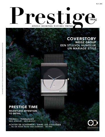 Prestige magazine 2018 ED4