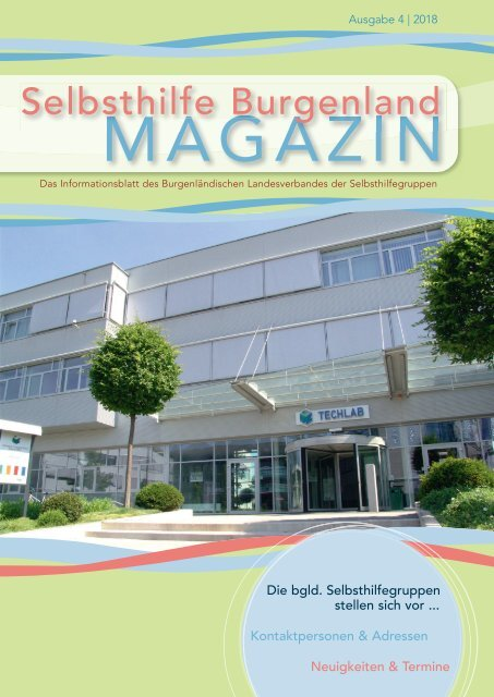 Selbsthilfe Burgenland Magazin4