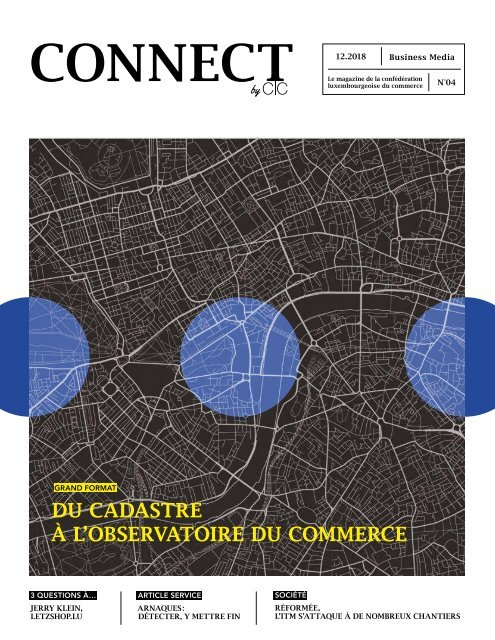 CONNECT N°4 12/2018