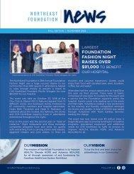 NEF News Fall 2018