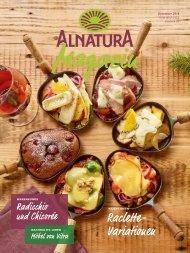 Alnatura Magazin Dezember 2018