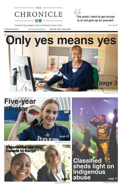 Durham Chronicle 18-19 Issue 02