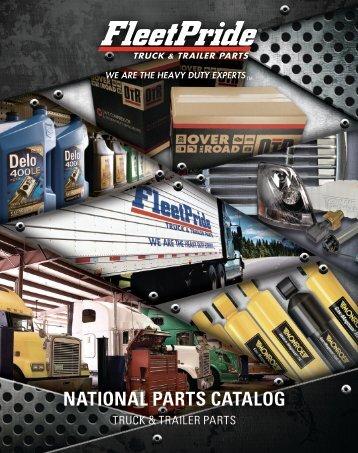 National Parts Catalog 2017