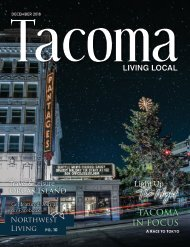 December 2018 Tacoma Living Local