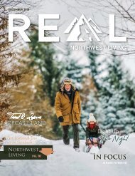 December 2018 REAL Northwest Living