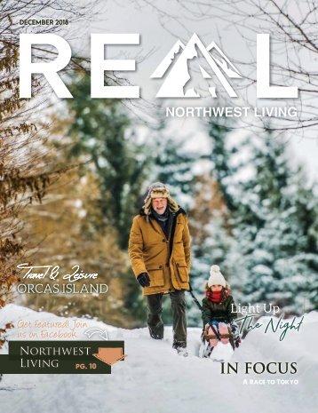 December 2018 REAL Northwest Living