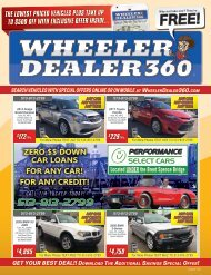 Wheeler Dealer 360 Issue 49, 2018