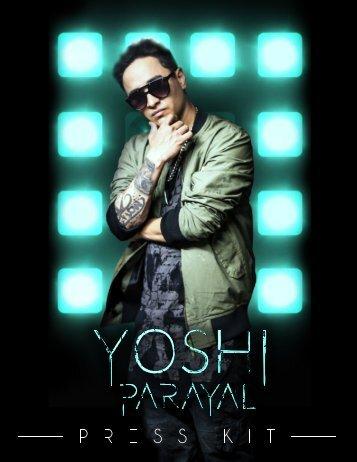 Press kit Yoshi