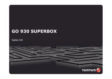 Sales Kit GO 930 SUPERBOX
