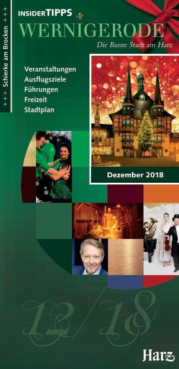 Insider Tipps Dezember 2018
