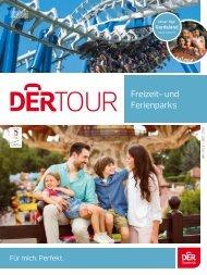 Freizeit- und Ferienparks 2019 DERTOUR