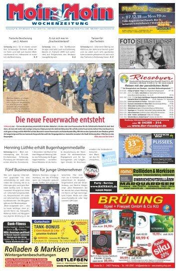 MoinMoin Schleswig 49 2018