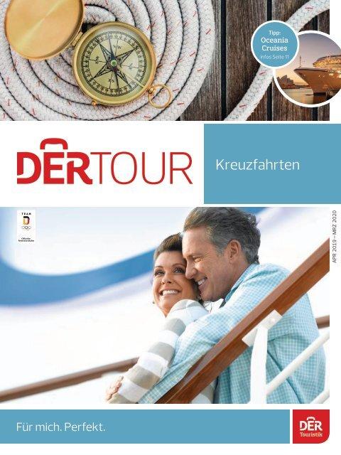 Kreuzfahrten Sommer 2019 DERTOUR