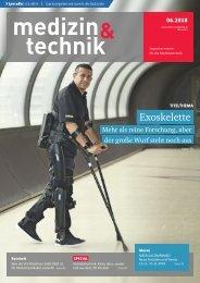 medizin&technik 06.2018