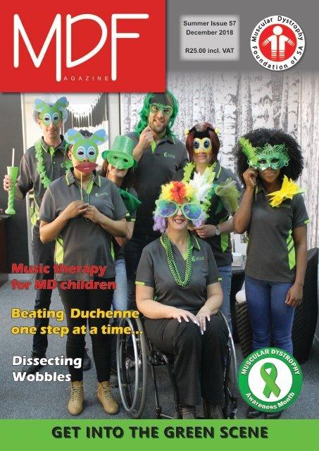 MDF Magazine Newsletter Issue 57 December 2018