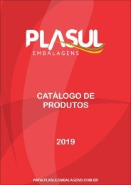Catalogo Plasul 2019
