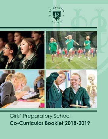 1803 Girls Prep Co-curricular 2018 online