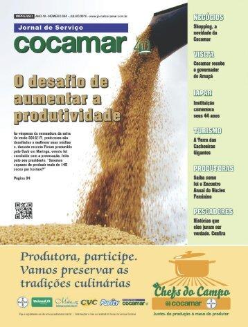 Jornal Cocamar Julho 2016