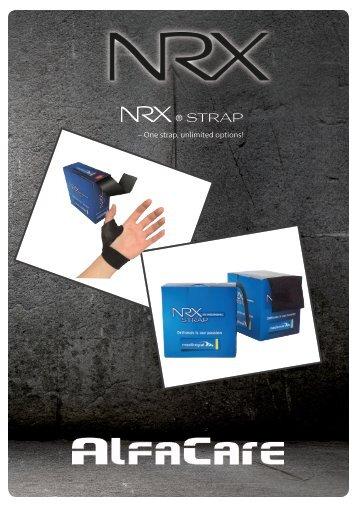 NRX Strap Instructions