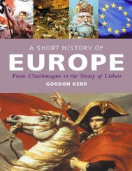 A Short History of Europe