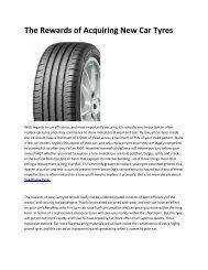 6 General Tyres