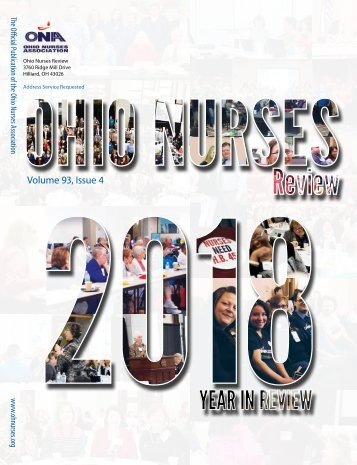 Ohio Nurses Review - December 2018 - part 2