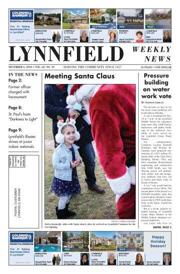 Lynnfield 12-6