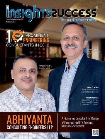 The 10 Most Prominent Engineering Consultants in 2018