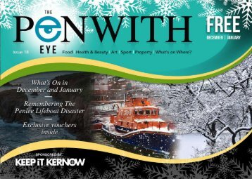 Penwith Eye   Issue 18