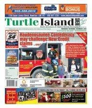 Turtle Island News - 12/05/2018