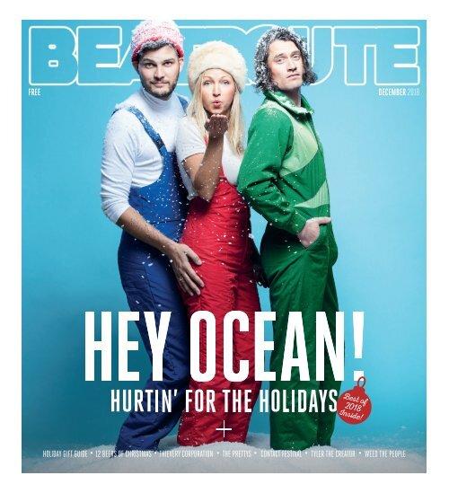 BeatRoute Magazine BC Edition December 2018