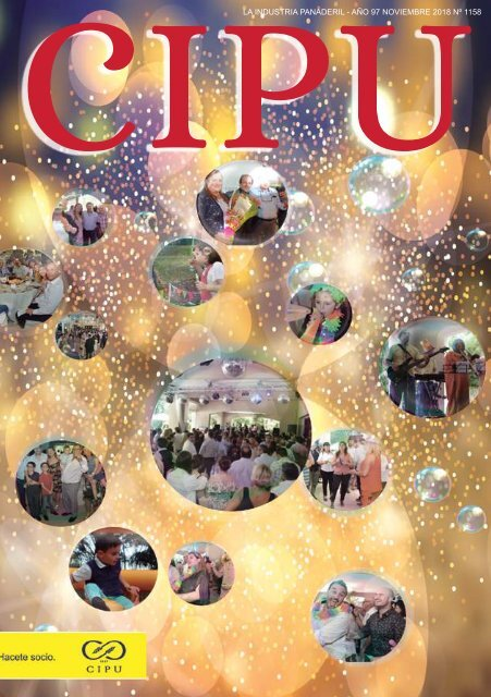 Revista CIPU Noviembre 2018
