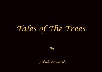Tales of The Trees