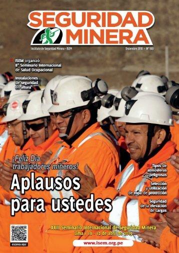 Seguridad Minera Edición 148
