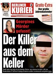 Berliner Kurier 05.12.2018