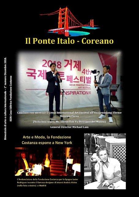 Dicembre 2018 Gennaio 2019 (italian language)