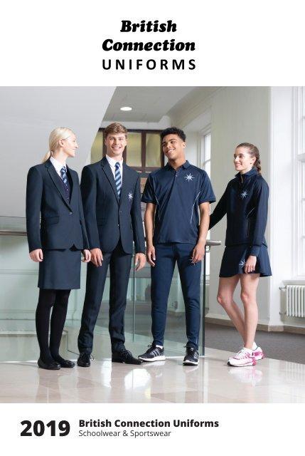 Blue Max Banner School Uniform  Junior Derwent Polo Neck Pullover 911525