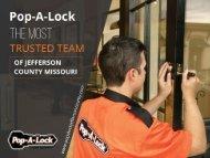 Professional Locksmith in Jefferson County MO