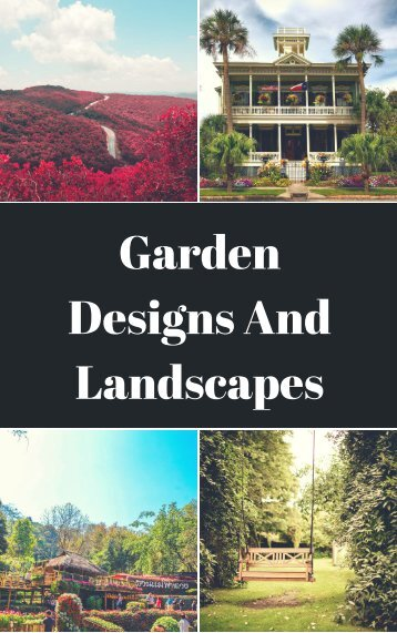 Why do we need a Landscape Designer?