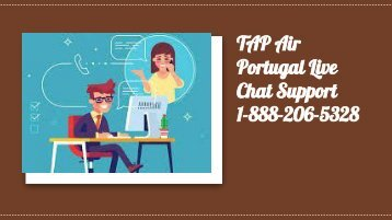 TAP Air Portugal Live Chat Support