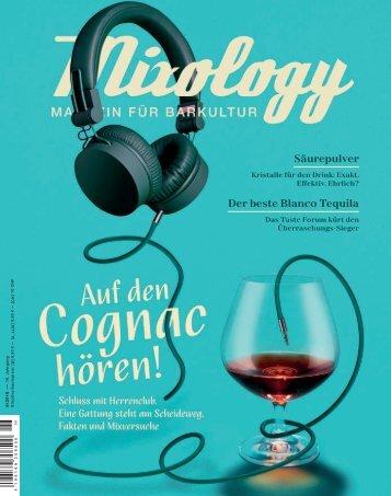 Mixology - Magazin für Barkultur 6-18