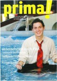 prima! Magazin - Ausgabe Februar 2007