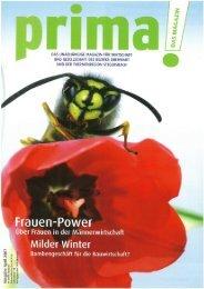 prima! Magazin - Ausgabe April 2007