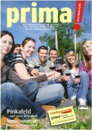 prima! Magazin - Ausgabe Mai 2007