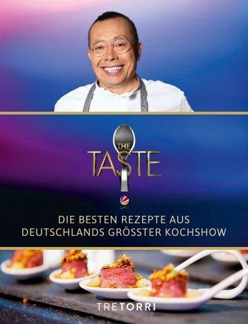 THE TASTE 2018 - Die besten Rezepte aus Deutschlands größter Kochshow