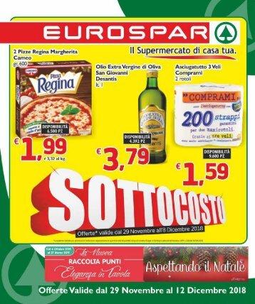 Eurospar S.Gavino 2018-11-29