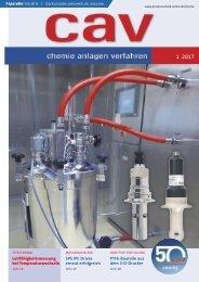 cav chemie anlagen verfahren 01.2017