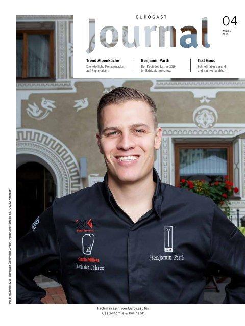 Eurogast Journal Winter