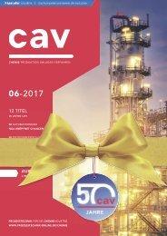 cav - Prozesstechnik für die Chemieindustrie 06.2017